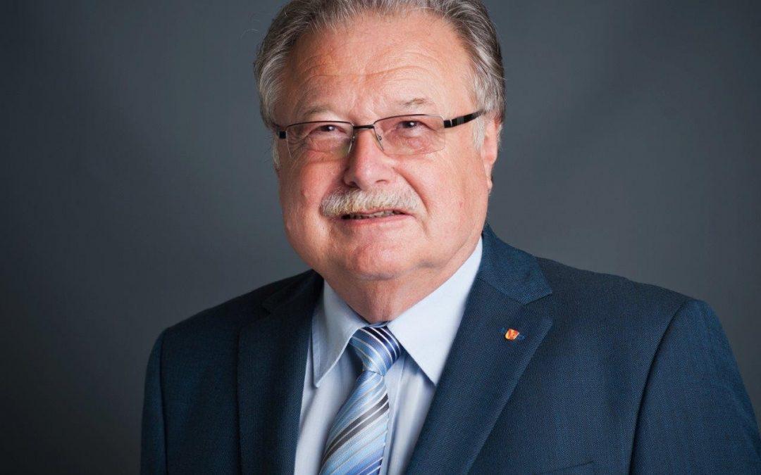 Herbert Köllner als Vorsitzender bestätigt